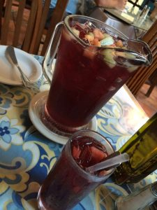 Best Sangria on island!