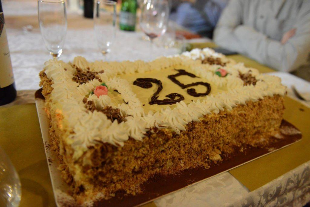 25th-anniversary-cake